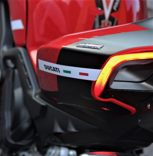 Vulturbike Ducati Panigale V4/S/R Superleggera Decal Sticker Kit 2020+