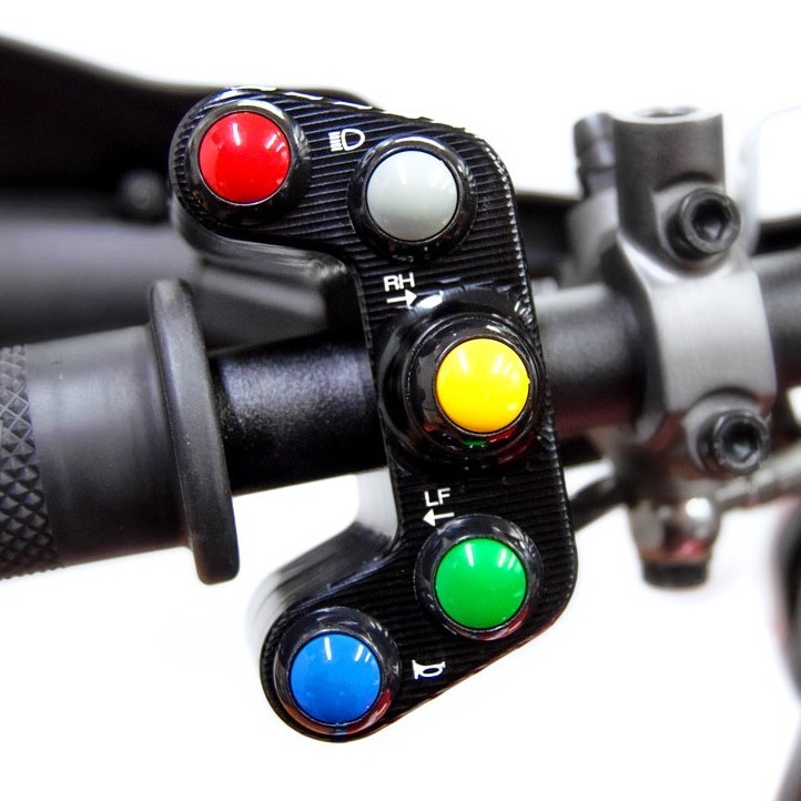 Switches | Controls | Ducati 749 999