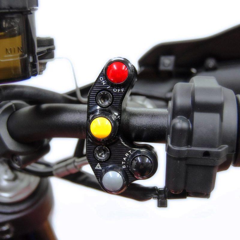 Ducabike Ducati Right Brembo Start Stop Run Handlebar Switch