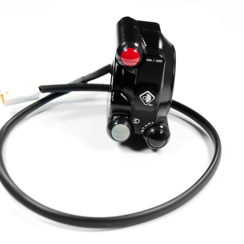 Ducabike Ducati Panigale V2 Throttle Start Stop Run Handlebar Switch