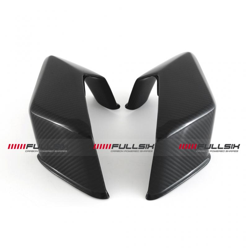 Fullsix BMW S1000RR Carbon Fibre Aero Wings Winglets 2019+