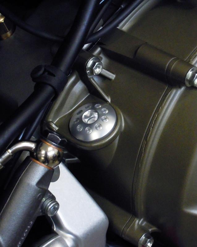 MotoCorse Ducati Oil Filler Plug Cap