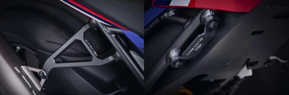 Evotech Performance Honda CBR1000RR-R / SP Exhaust Hanger & Blanking Plate 2020+