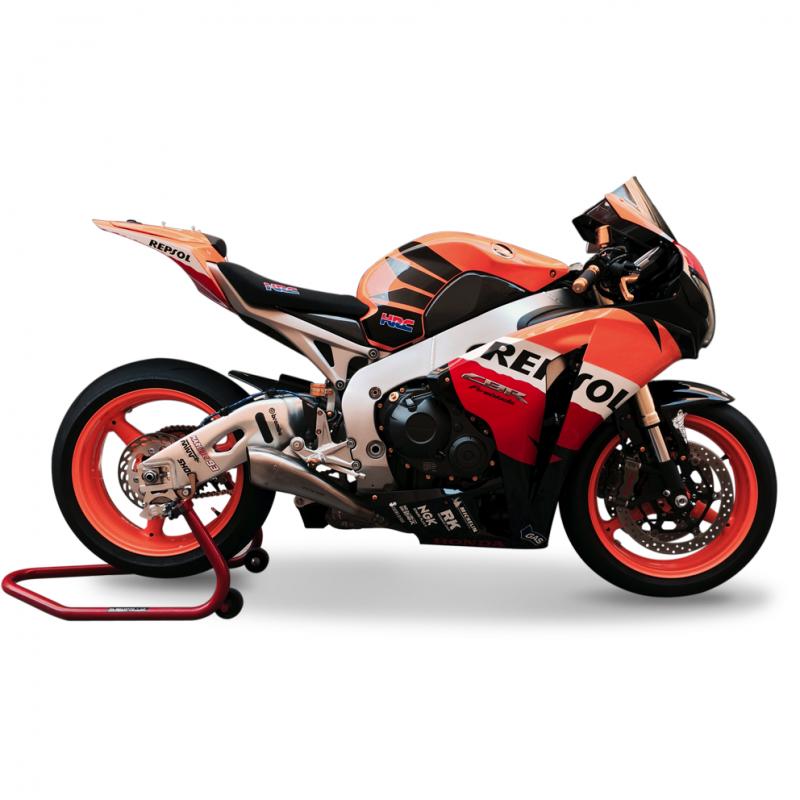 HP Corse Exhaust Honda CB1000RR Hydroform Silencer 2008-13