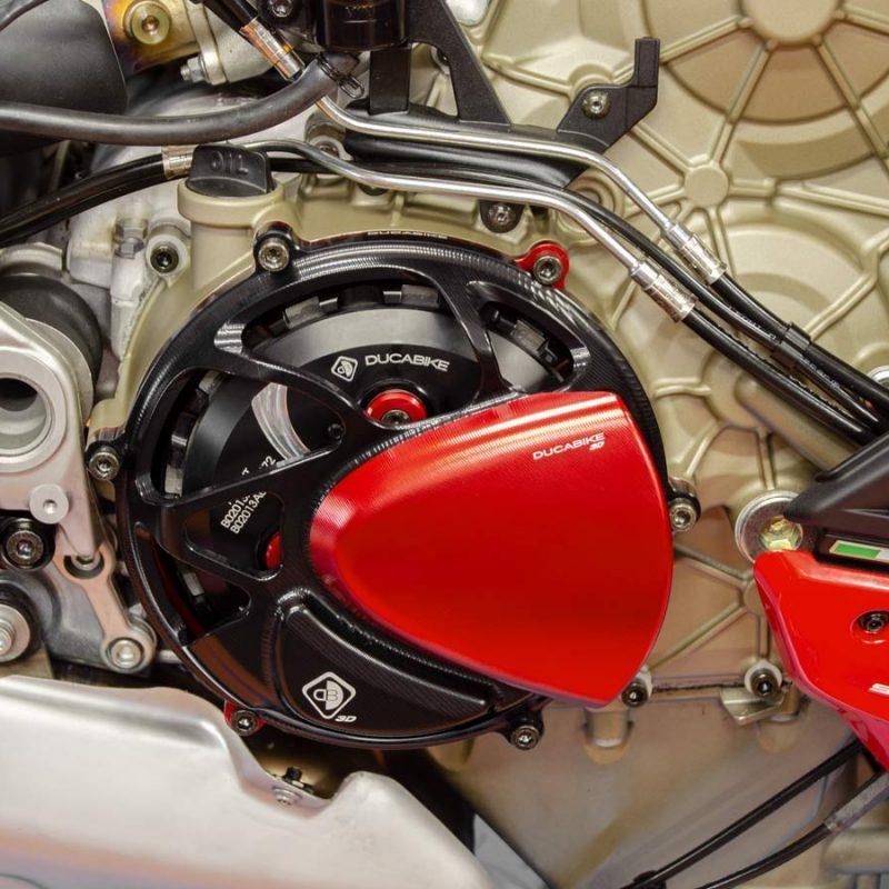 Ducabike Ducati Panigale V4 R Superleggera Dry Clutch Cover