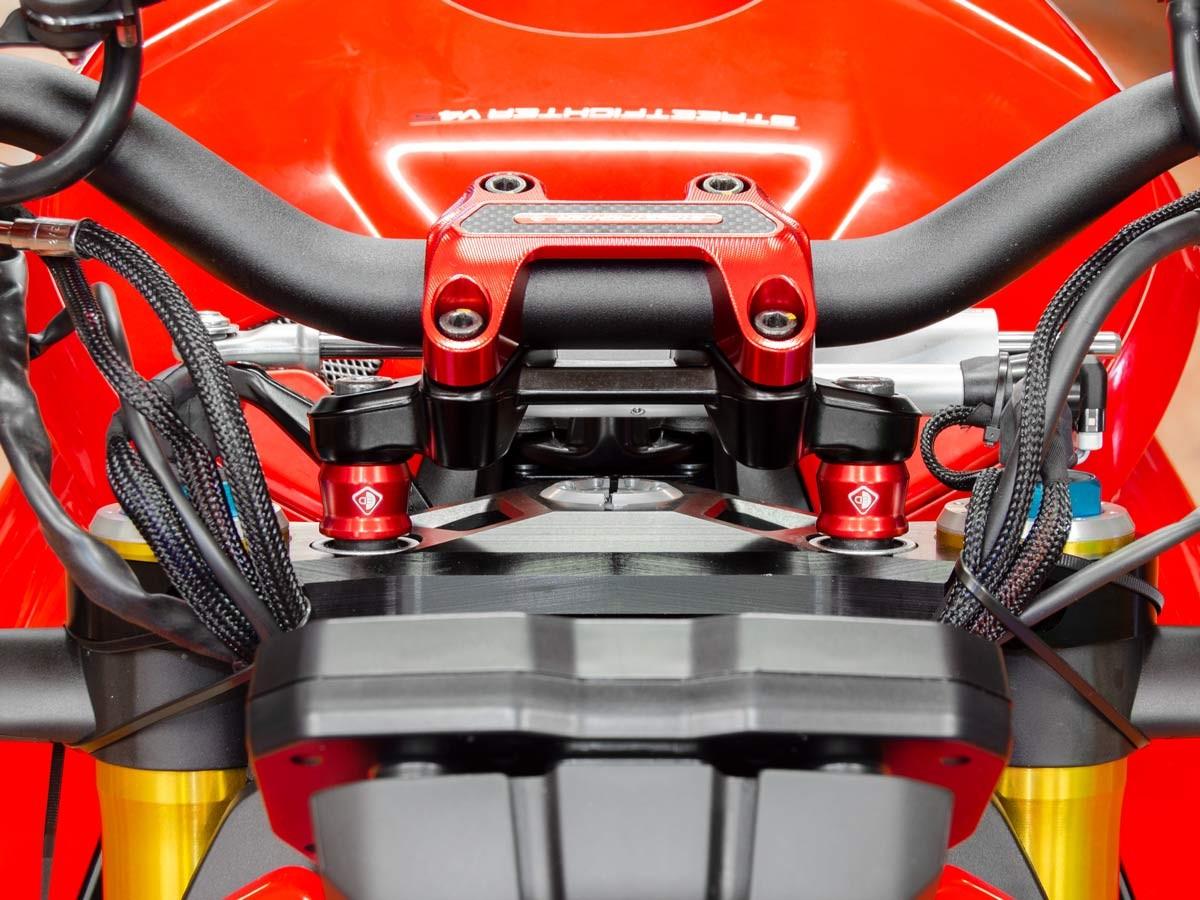 Ducabike Ducati Streetfighter V4 Handlebar Spacer Risers