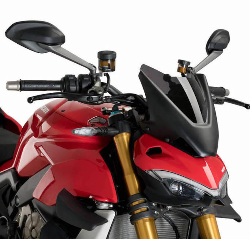 Ducati Streetfighter V4 Screens