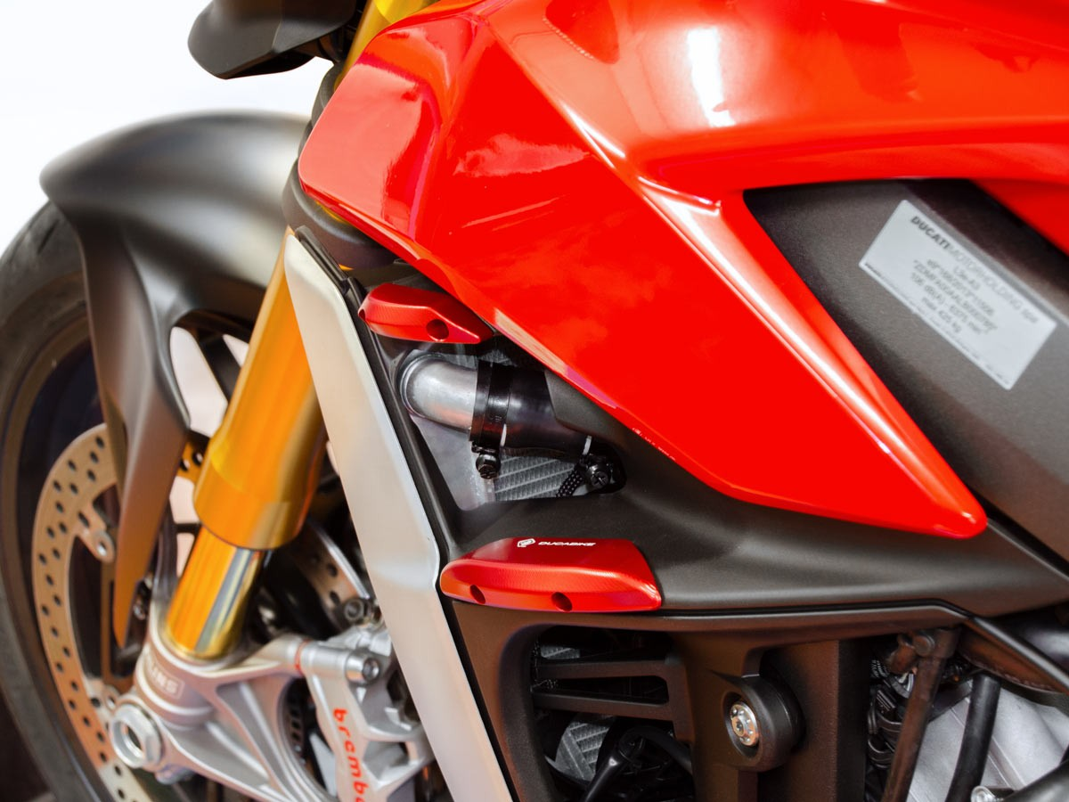 Ducabike Ducati Streetfighter V4 Wings Removal Cover Caps