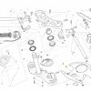 Fullsix Ducati 899 959 1199 1299 Panigale Carbon Fibre Race Headlight Mudflap - Satin