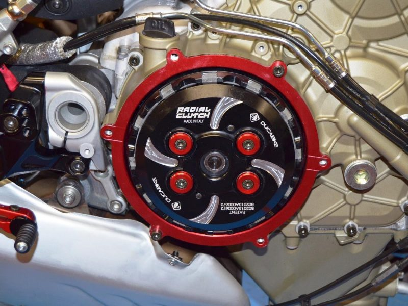Ducabike Ducati Panigale V4 / Streetfighter V4 Dry Clutch Conversion Kit