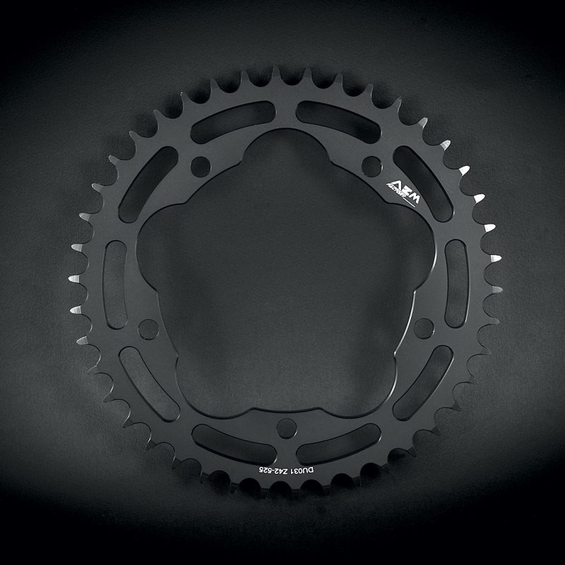AEM Factory Ducati 5 Pin Sprocket Ring 525