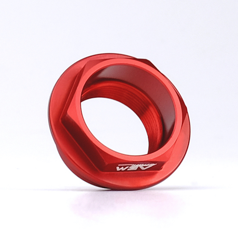 AEM Factory Ducati Front Wheel Nut