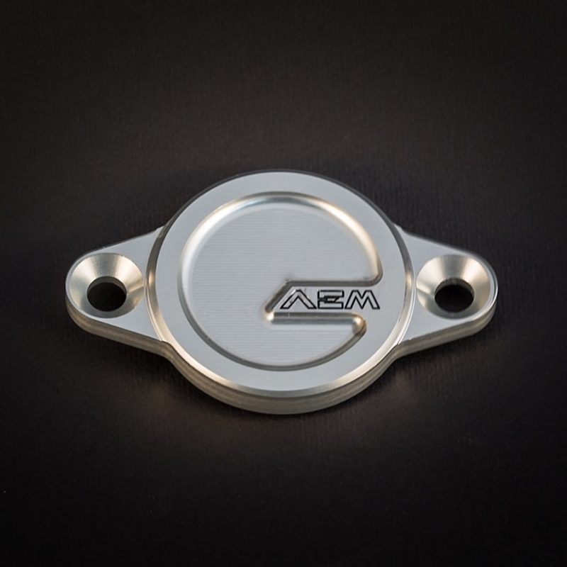 AEM Factory Ducati Inspection Cover