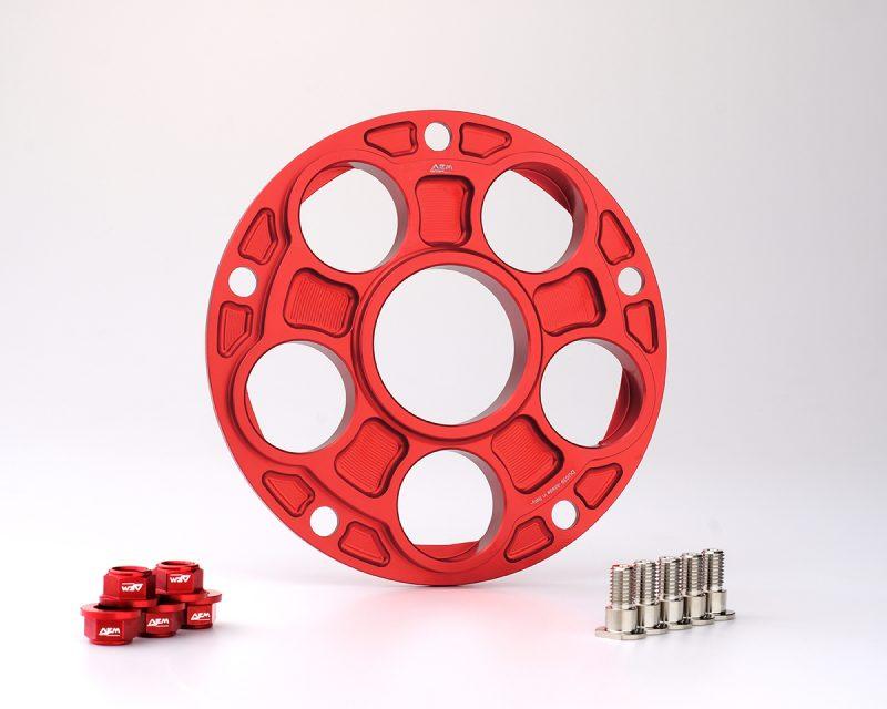 """AEM Factory Ducati Sprocket Carrier """"CINQUE FORI"""""""