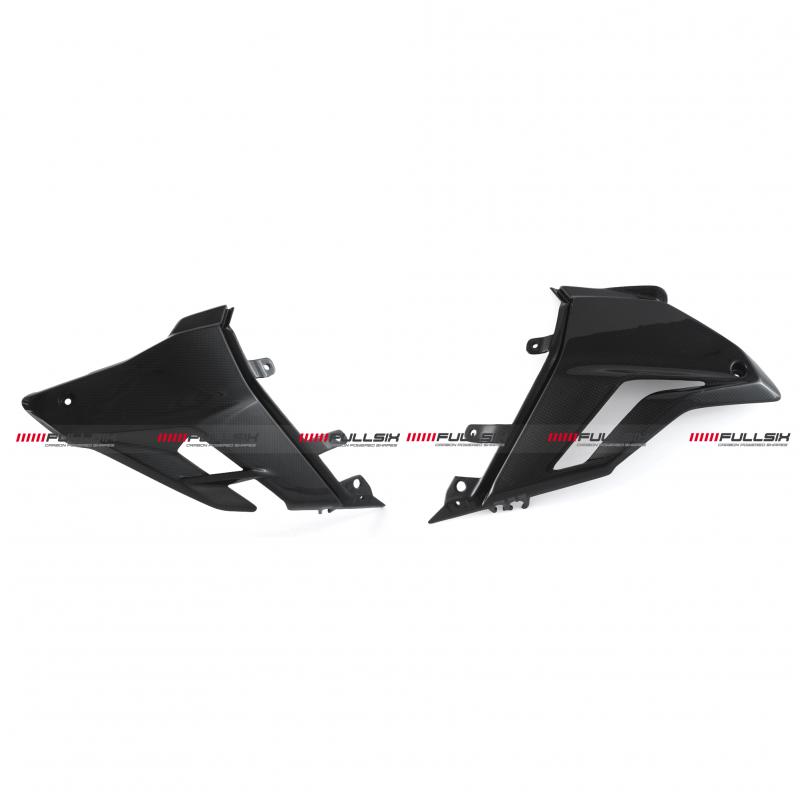 Fullsix Ducati Streetfighter V4 Carbon Fibre Belly Pan Panels