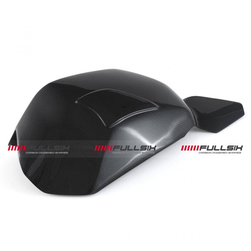 Fullsix Ducati Streetfighter V4 Carbon Fibre Swingarm Cover