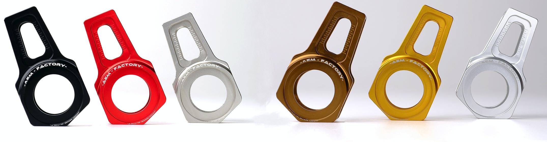 AEM Factory Ducati Chain Adjuster Kit