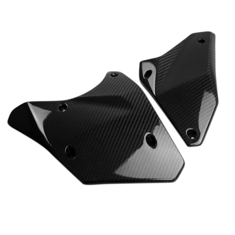 Kawasaki H2 H2R Carbon Fibre Lower Engine Cover Panels