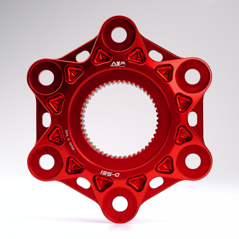 AEM Factory Ducati Rear Sprocket Flange D-SEI