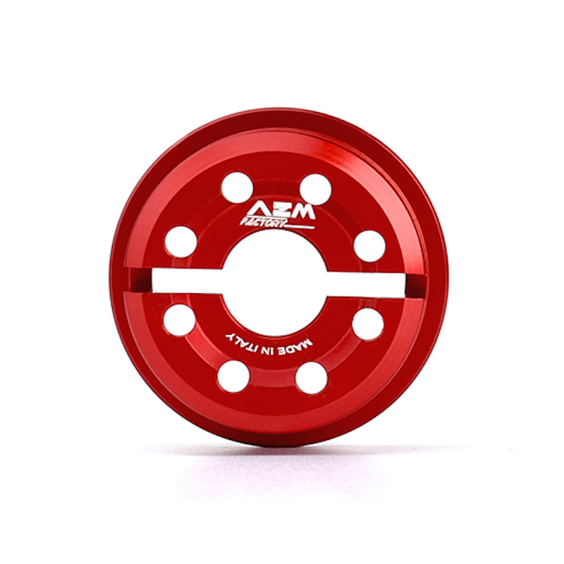 AEM Factory Ducati Top Yoke Steering Nut