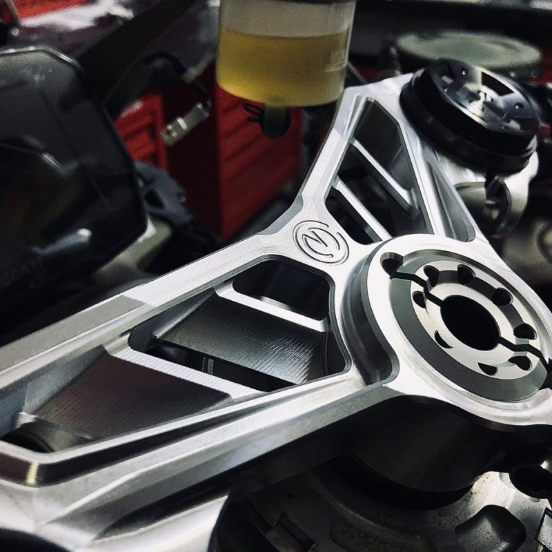 MotoCorse Ducati Panigale V4 Steering Top Yoke