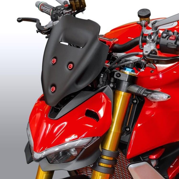 Ducabike Ducati Streetfighter V4 Touring Screen