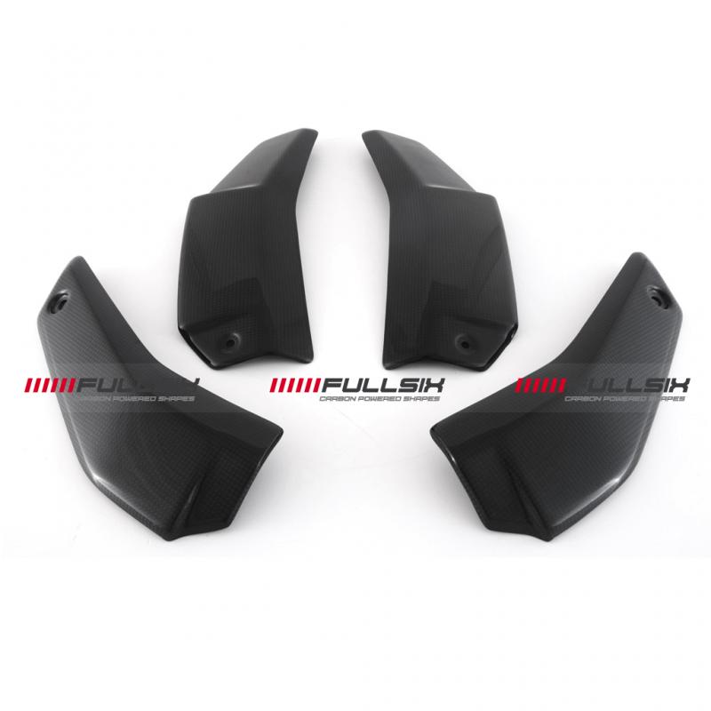 Fullsix Ducati Streetfighter V4 Carbon Fibre Radiator Covers
