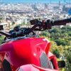 MotoCorse Ducati Streetfighter V4 OEM Brembo Integrated Brake Clutch Reservoir Tanks