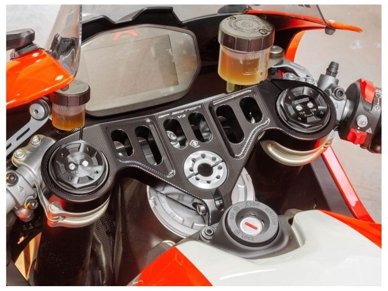 Ducabike Ducati Panigale V2 MotoGP Style Top Steering Yoke