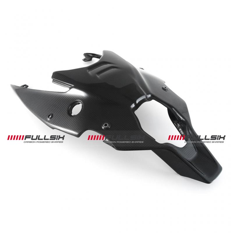 Fullsix Ducati Streetfighter V4 Carbon Fibre Undertray