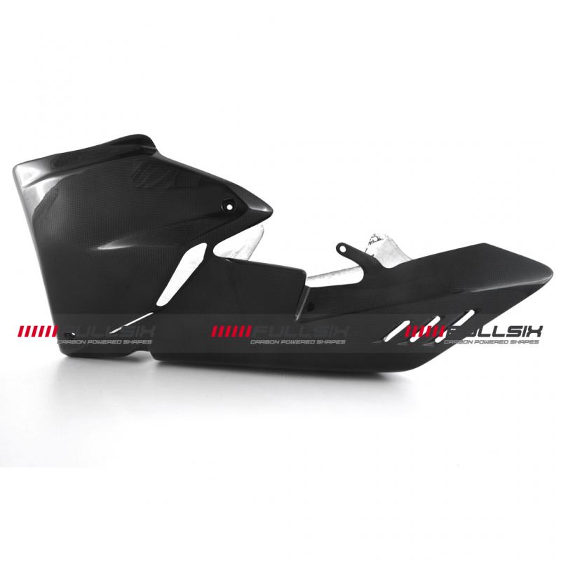 Fullsix Ducati Streetfighter V4 Carbon Fibre Belly Pan