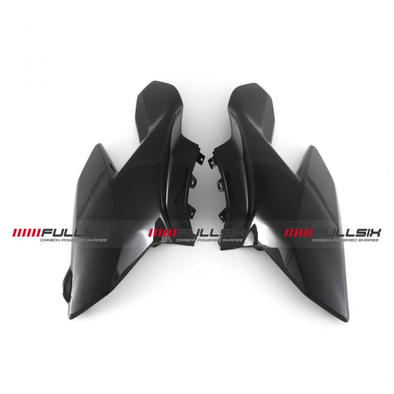 Fullsix Ducati Streetfighter V4 Carbon Fibre Side Fairings