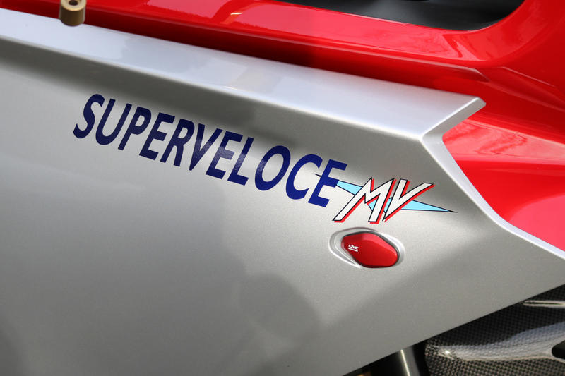 CNC Racing MV Agusta Superveloce Turn Signal Indicator Caps