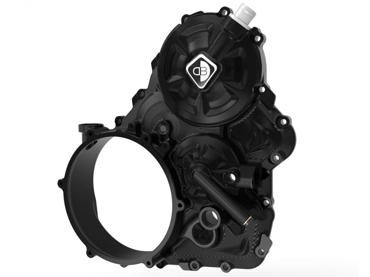 Ducabike Ducati Multistrada V4 Clear Clutch Cover CNC Engine Kit