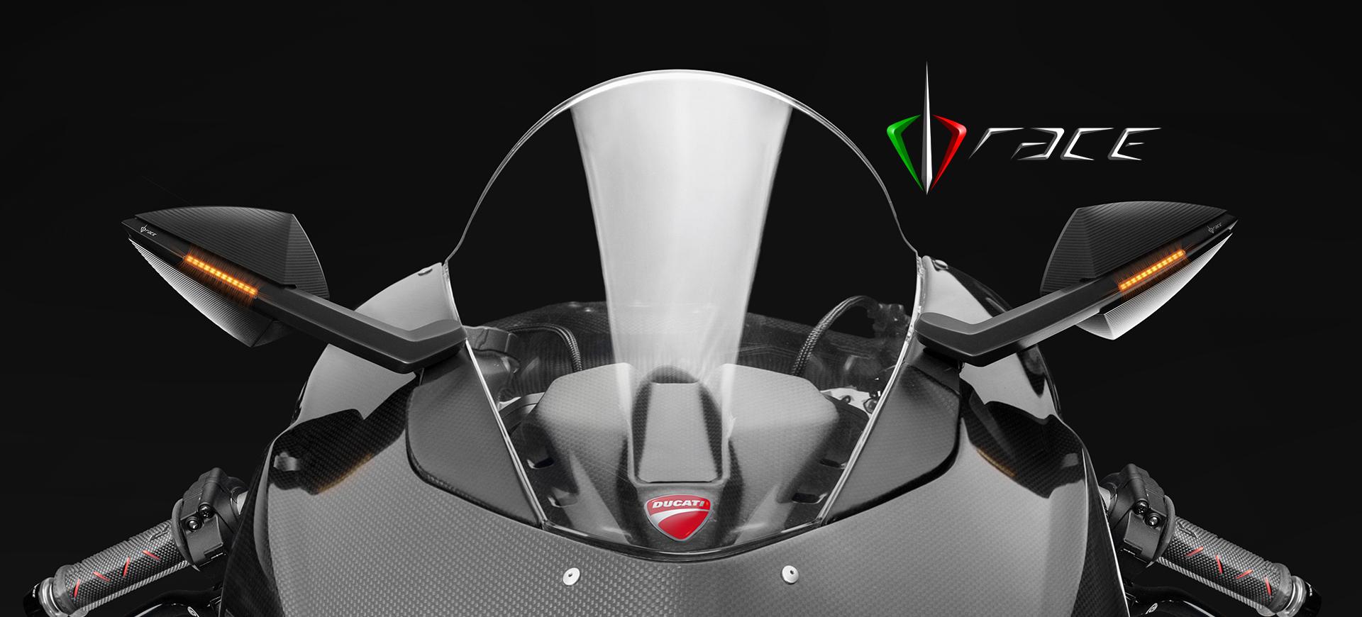 DB Race Mirrors & Accessories UK Dealer