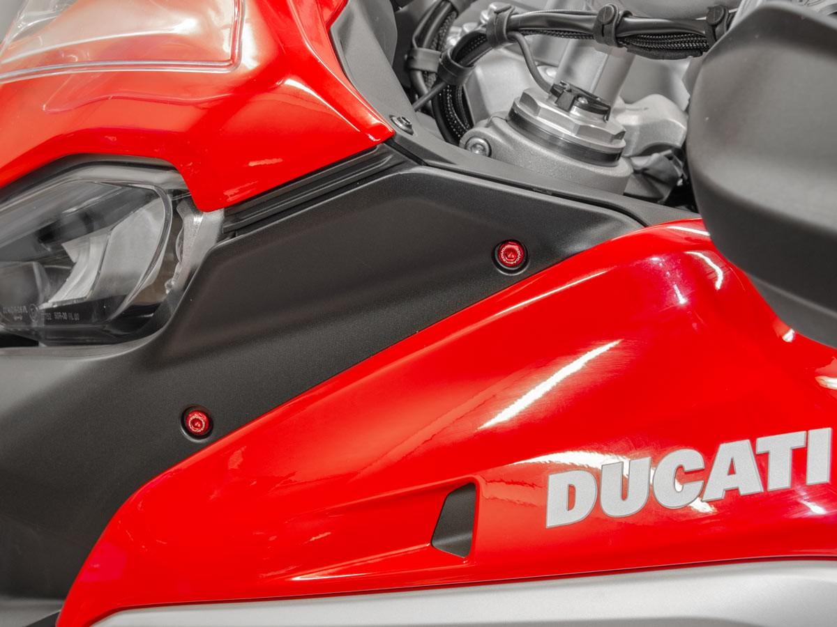 Ducabike Ducati Multistrada V4 Beak Fairing Bolts