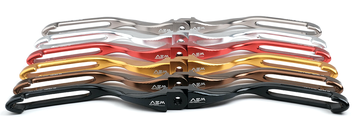 AEM Factory Brembo RCS Brake & Clutch Levers