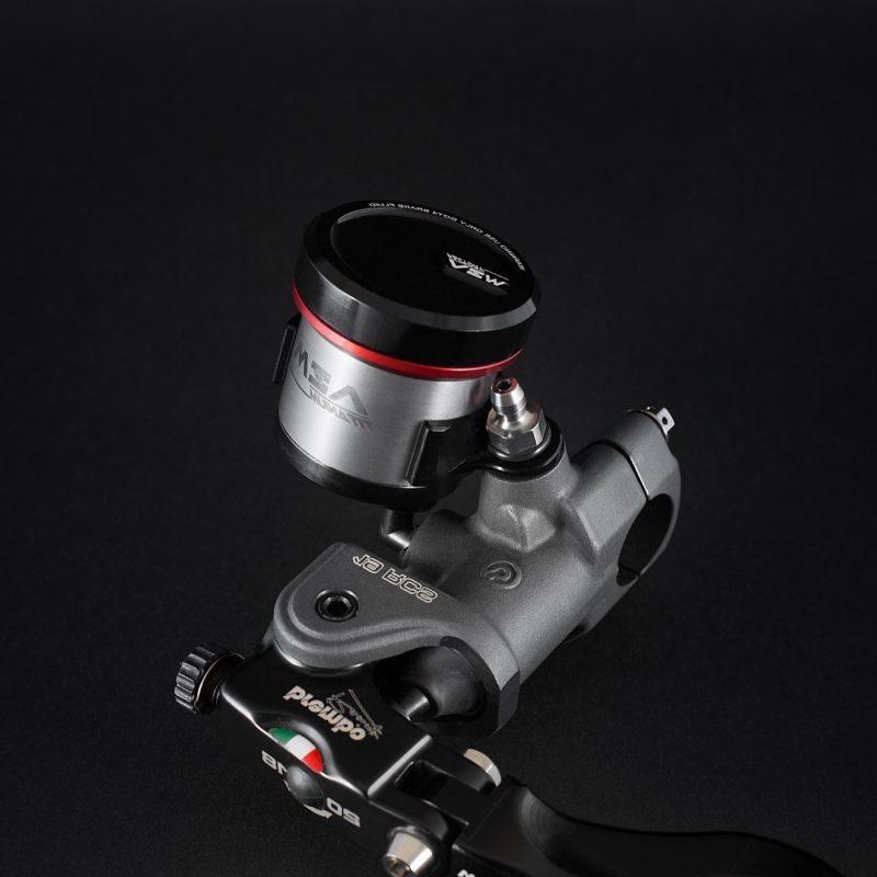 AEM Factory Ducati Brembo RCS Integrated Clutch Reservoir Tank