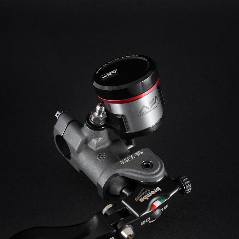 AEM Factory Ducati Brembo RCS Integrated Brake Reservoir Tank