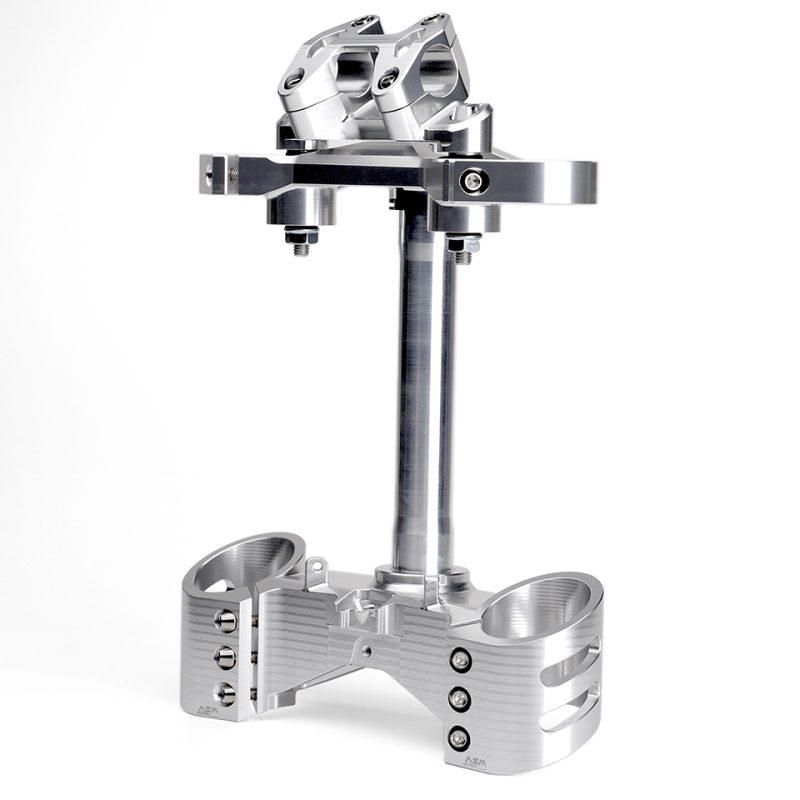 AEM Factory Ducati Streetfighter V4 Fork Triple Tree Clamp Kit