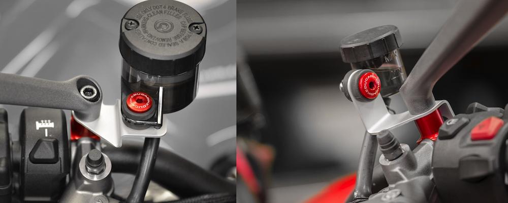Ducabike Ducati Brake / Clutch Reservoir Screw